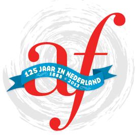 alliance française logo 125 jaar