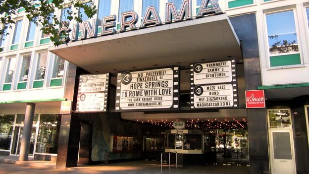 Bioscoop Cinerama geeft korting