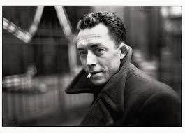 portret Albert Camus