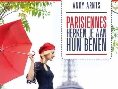 """Lezing (Causerie) """"Parisiennes herken je aan hun benen"""""""