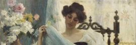 femme-19eme siecle-peinture