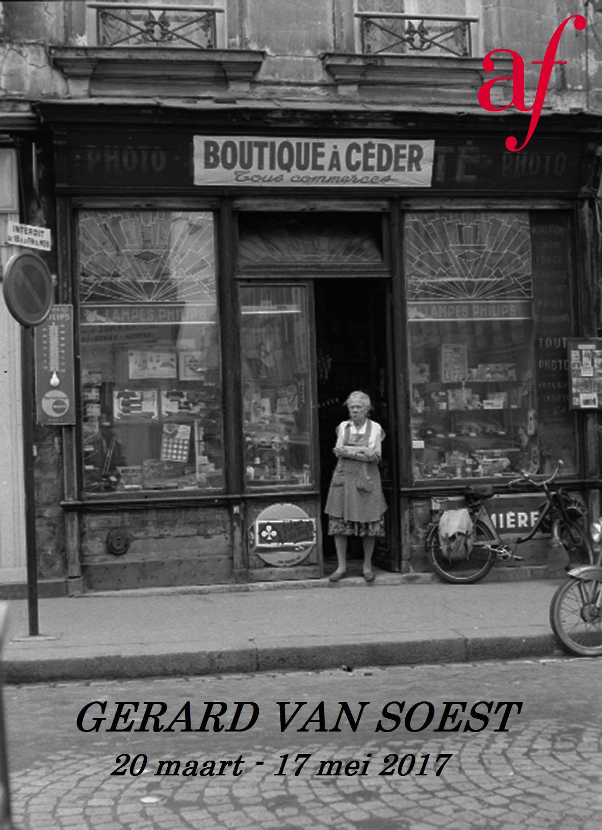 """Foto expositie """"Rétrospective de Paris dans les années 1860"""""""