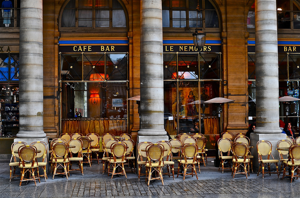 """Atelier """"Artistieke en literaire cafés van Parijs in de eerste helft van de 20ste eeuw"""""""