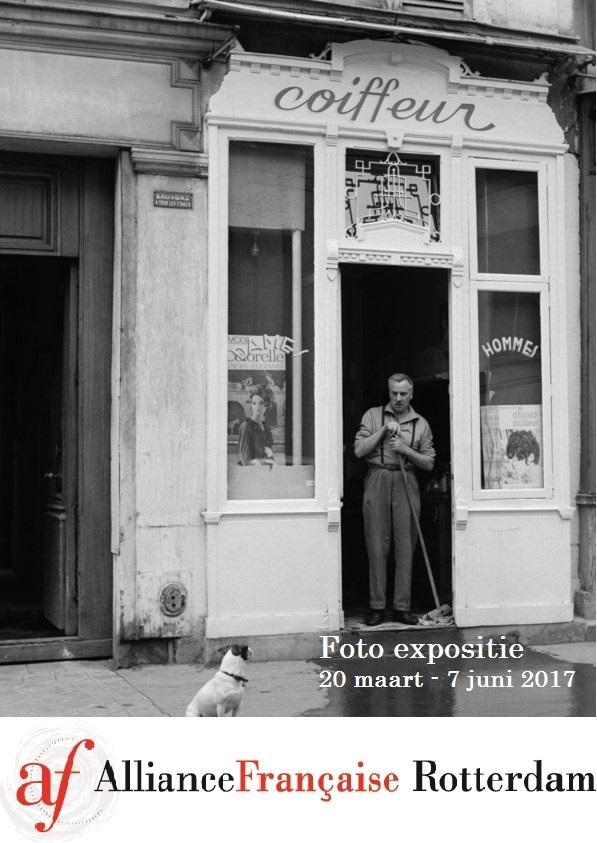 """Verlenging foto expositie """"Rétrospective de Paris dans les années 1960"""""""