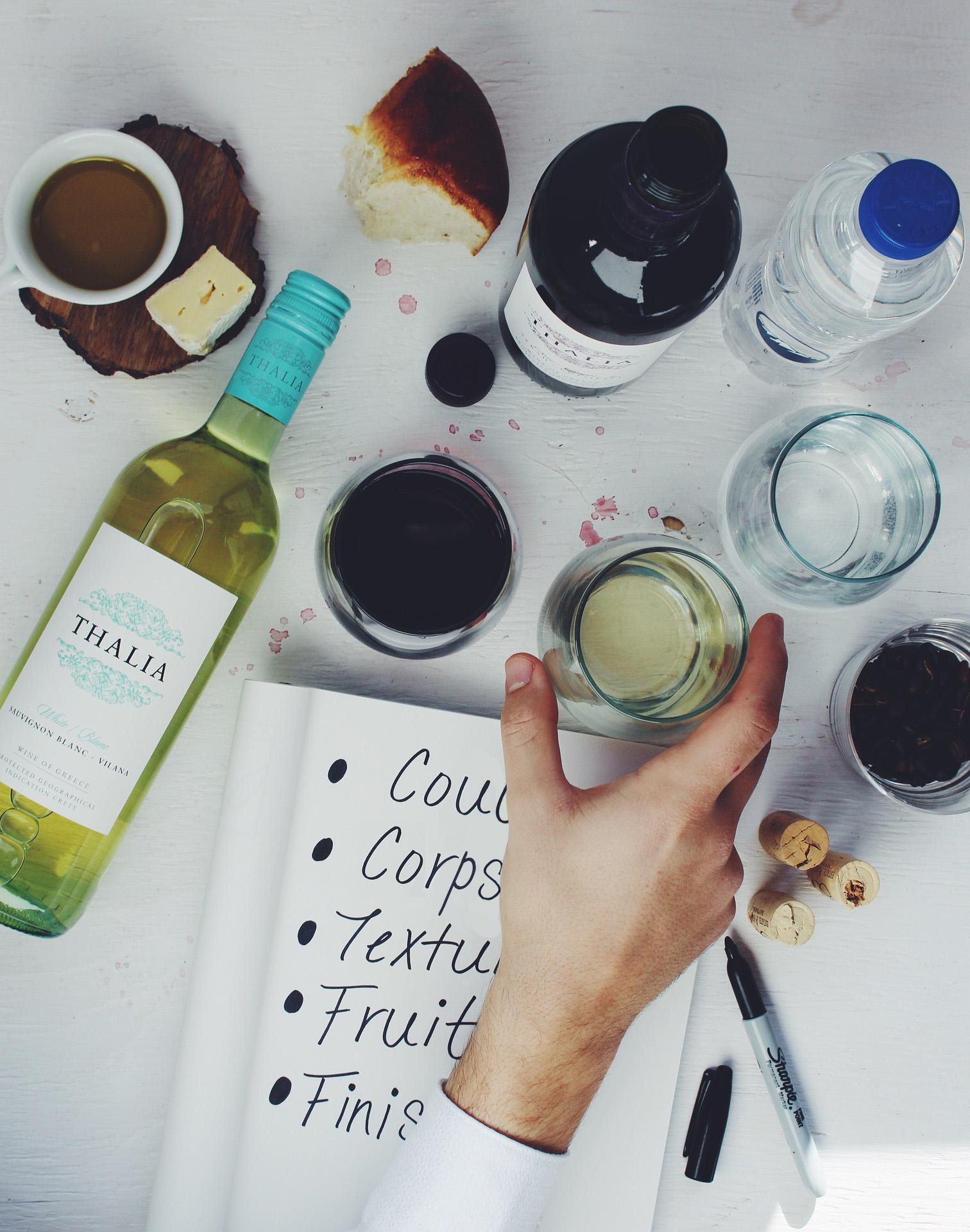 Workshop: wijn proeven
