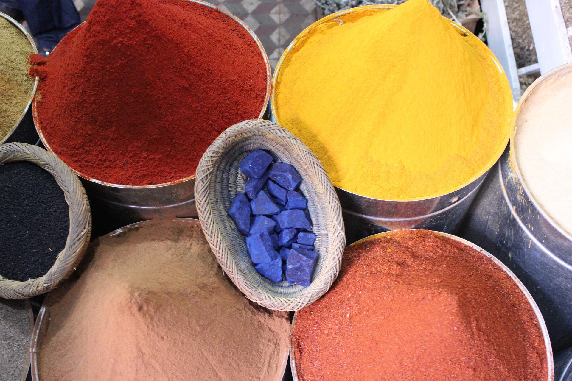 Le Pot de l'AFR 2: De Marokkaanse keuken