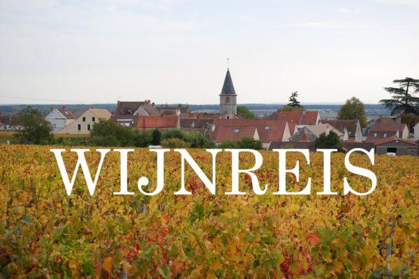 Aankondiging wijnreis naar de Bourgogne