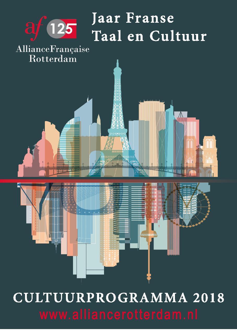 De Alliance Française Rotterdam viert haar 125 jarig bestaan