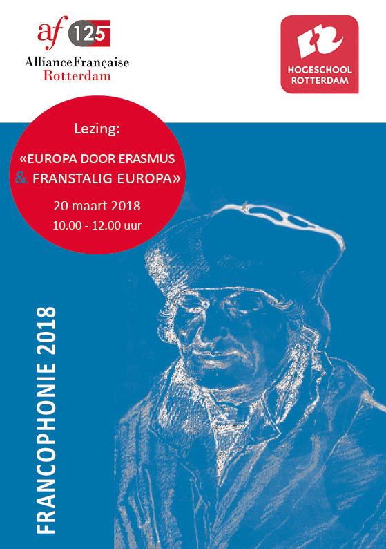 De dag van de Franse taal samen met de Hogeschool Rotterdam