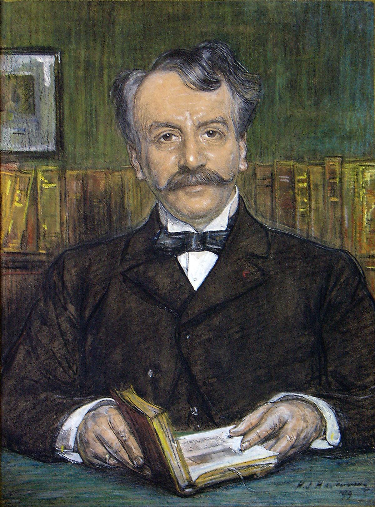 Lezing Anton Gerard van Hamel (1842-1907), de grondlegger van de Alliance Française in Nederland