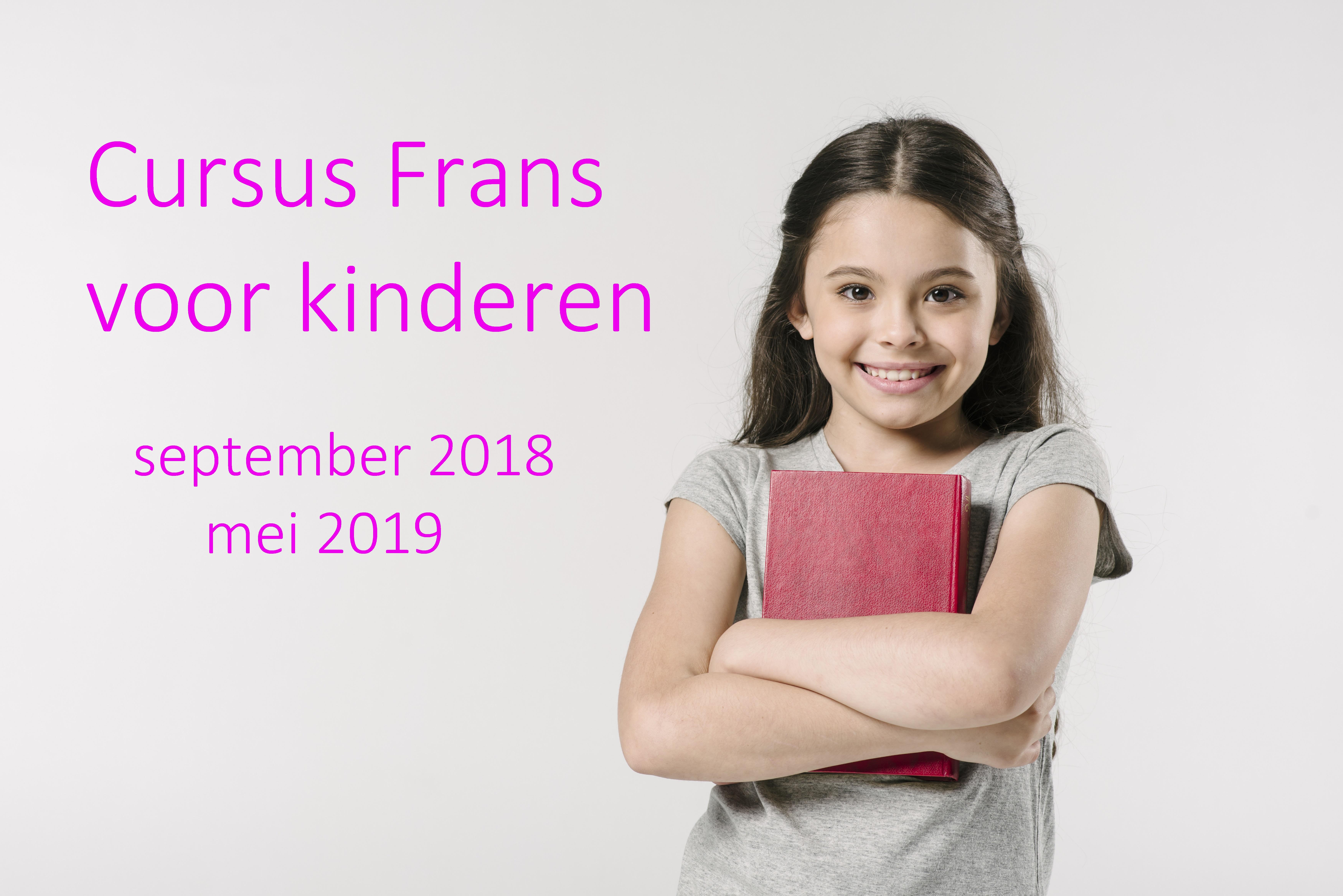 Cursus Frans voor kinderen