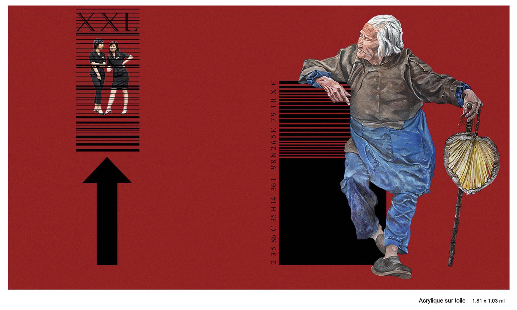 Expositie 'L'art en humanité' van Jacques Blancher