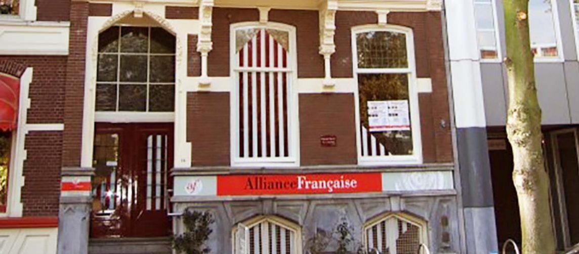 Alliance Française – Bâtiment