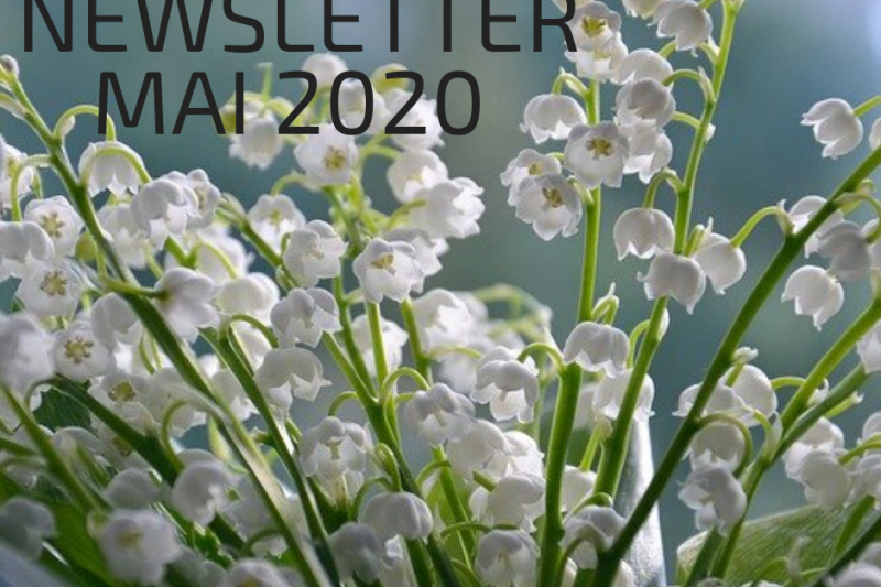 DE NIEUWSBRIEF VAN MEI 2020