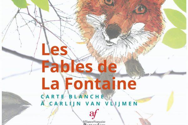 Les Fables de Jean de la Fontaine – Carte Blanche à Carlijn Van Vlijmen