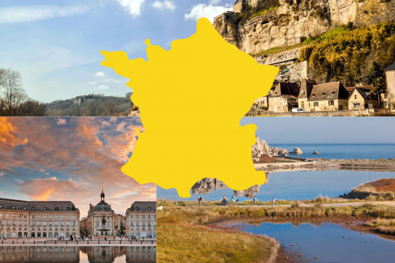 Un tour d'horizon des destinations estivales : 5 lieux à visiter en France